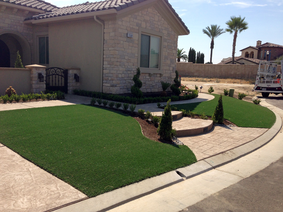 Artificial Turf Installation Wildwood Florida Paver Patio Front Yard