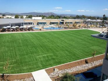 Artificial Grass Photos: Artificial Grass Carpet Wiscon, Florida Bocce Ball Court, Commercial Landscape