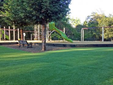 Artificial Grass Photos: Artificial Grass Installation Forest City, Florida Lacrosse Playground, Recreational Areas