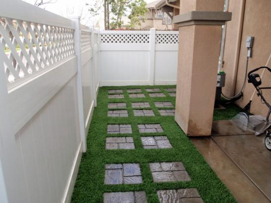 Artificial Grass Photos: Artificial Grass Installation Sorrento, Florida Landscape Rock, Backyard Garden Ideas