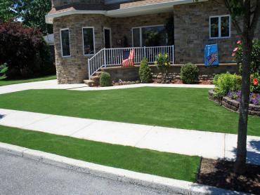 Artificial Grass Photos: Artificial Lawn Five Points, Florida Lawn And Landscape, Front Yard Ideas