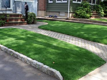 Artificial Grass Photos: Artificial Turf Cost Hill 'n Dale, Florida Lawn And Landscape, Front Yard Landscape Ideas