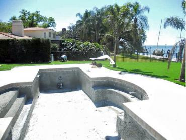Artificial Grass Photos: Artificial Turf Installation Apopka, Florida Home And Garden, Swimming Pool Designs