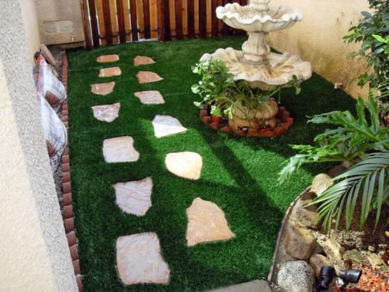 Artificial Grass Photos: Best Artificial Grass Edgewater, Florida Landscaping Business, Backyards