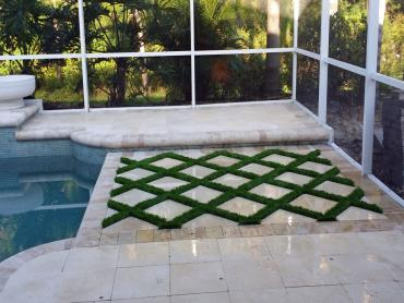 Artificial Grass Photos: Grass Installation Fern Park, Florida Landscape Photos, Pavers