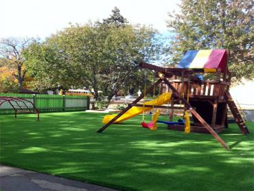 Grass Turf Brooker, Florida Playground Flooring, Commercial Landscape artificial grass