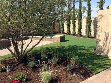 Artificial Grass Photos: Green Lawn Mount Plymouth, Florida Paver Patio, Backyard Makeover