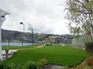 Artificial Grass Photos: Green Lawn Ormond-by-the-Sea, Florida Lacrosse Playground, Commercial Landscape