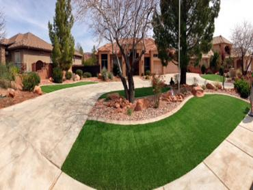 Green Lawn Waldo, Florida Design Ideas, Small Front Yard Landscaping artificial grass