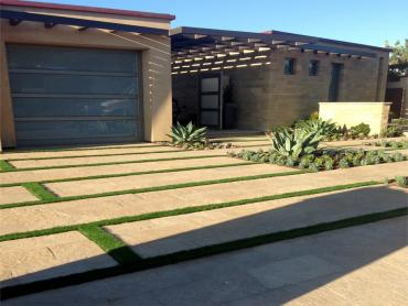 Artificial Grass Photos: How To Install Artificial Grass Middleburg, Florida Lawn And Landscape, Small Front Yard Landscaping