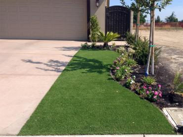 Artificial Grass Photos: Installing Artificial Grass Jacksonville, Florida Landscaping, Front Yard