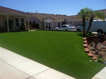 Artificial Grass Photos: Synthetic Grass Cost Montverde, Florida City Landscape, Front Yard