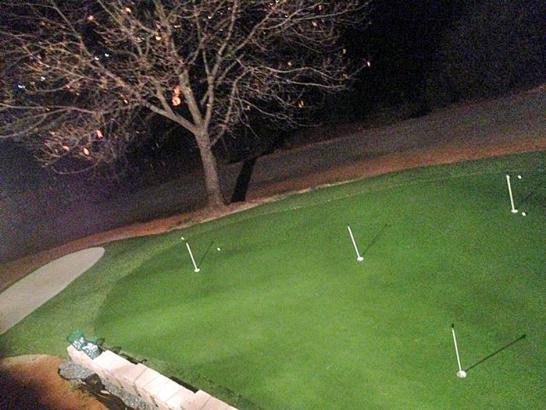Artificial Grass Photos: Synthetic Grass Monticello, Florida Indoor Putting Green, Backyard Designs