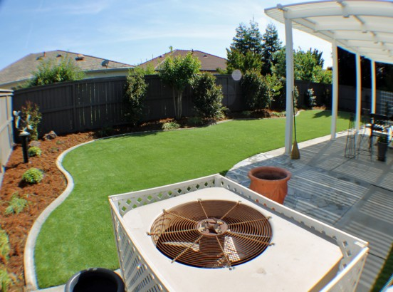 Artificial Grass Photos: Turf Grass Paradise Heights, Florida Roof Top, Backyard Garden Ideas