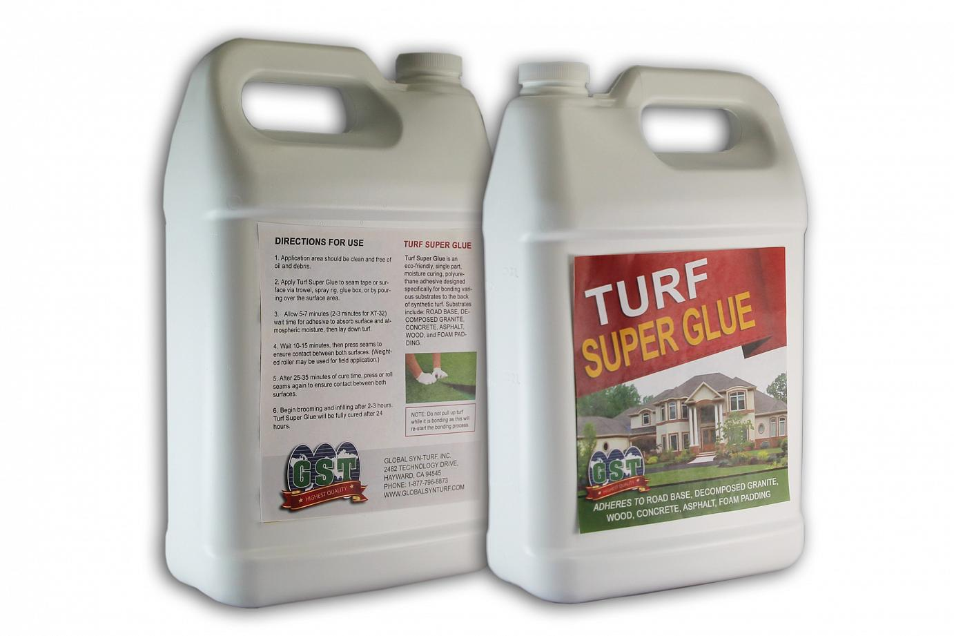 Turf Super Glue Artificial Grass Jacksonville, Florida Synthetic Grass Tools Installation Jacksonville