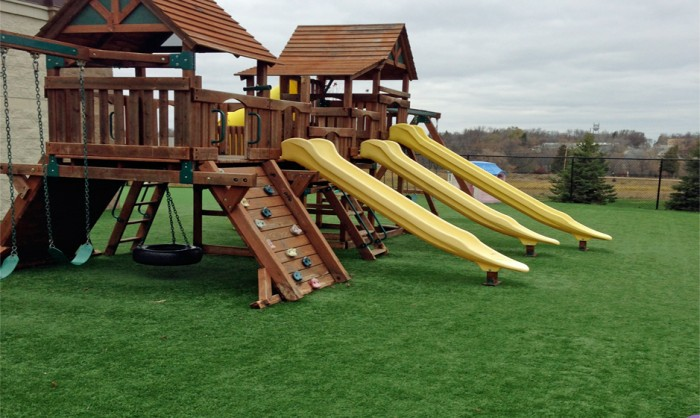 Artificial Grass for Commercial Applications in Jacksonville